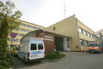 Specjalistyczny Szpital im. dr Alfreda Sokołowskiego.  w Wałbrzychu