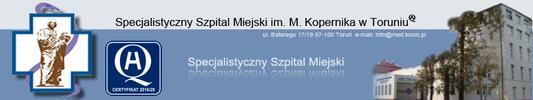 Specjalistyczny Szpital Miejski im. M. Kopernika w Toruniu