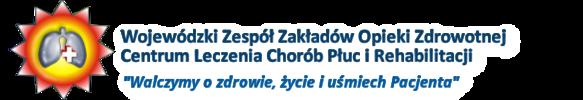 Wojewódzki Zespół ZOZ. Centrum Leczenia Chorób Płuc i Rehabilitacji w Łodzi. Specjalistyczny Szpital Gruźlicy, Chorób Płuc i Rehabilitacji w Tuszynie, Tuszyn