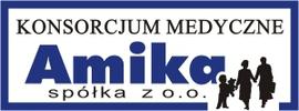"""""""AMIKA"""" Konsorcjum Medyczne Spółka z o.o. Przychodnia Specjalistyczna"""