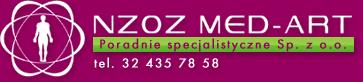 NZOZ  MED-ART Poradnie Specjalistyczne Sp. z o.o.w Żorach