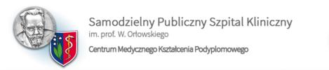 Samodzielny Publiczny Szpital Kliniczny im. prof. W. Orłowskiego. Centrum Medycznego Kształcenia Podyplomowego (CMKP). Oddział Kliniczny Chirurgii Plastycznej